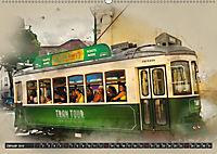 Traumhaftes Lissabon (Wandkalender 2019 DIN A2 quer) - Produktdetailbild 1