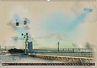 Traumhaftes Lissabon (Wandkalender 2019 DIN A2 quer) - Produktdetailbild 5