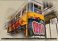Traumhaftes Lissabon (Wandkalender 2019 DIN A2 quer) - Produktdetailbild 4