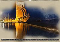 Traumhaftes Lissabon (Wandkalender 2019 DIN A2 quer) - Produktdetailbild 3