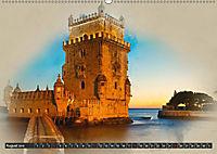 Traumhaftes Lissabon (Wandkalender 2019 DIN A2 quer) - Produktdetailbild 8