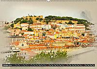 Traumhaftes Lissabon (Wandkalender 2019 DIN A2 quer) - Produktdetailbild 10