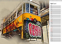 Traumhaftes Lissabon (Wandkalender 2019 DIN A3 quer) - Produktdetailbild 4
