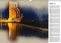 Traumhaftes Lissabon (Wandkalender 2019 DIN A3 quer) - Produktdetailbild 3