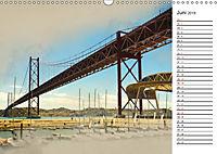 Traumhaftes Lissabon (Wandkalender 2019 DIN A3 quer) - Produktdetailbild 6