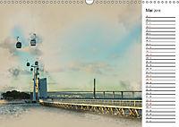 Traumhaftes Lissabon (Wandkalender 2019 DIN A3 quer) - Produktdetailbild 5