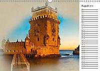 Traumhaftes Lissabon (Wandkalender 2019 DIN A3 quer) - Produktdetailbild 8