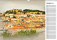 Traumhaftes Lissabon (Wandkalender 2019 DIN A3 quer) - Produktdetailbild 10