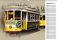 Traumhaftes Lissabon (Wandkalender 2019 DIN A3 quer) - Produktdetailbild 12
