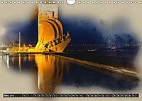 Traumhaftes Lissabon (Wandkalender 2019 DIN A4 quer) - Produktdetailbild 3