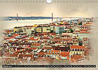 Traumhaftes Lissabon (Wandkalender 2019 DIN A4 quer) - Produktdetailbild 2