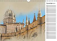 Traumhaftes Lissabon (Wandkalender 2019 DIN A4 quer) - Produktdetailbild 11