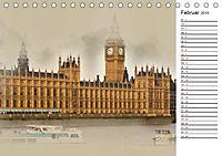 Traumhaftes London (Tischkalender 2019 DIN A5 quer) - Produktdetailbild 2