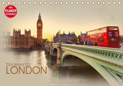 Traumhaftes London (Tischkalender 2019 DIN A5 quer), Dirk Meutzner