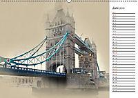 Traumhaftes London (Wandkalender 2019 DIN A2 quer) - Produktdetailbild 6