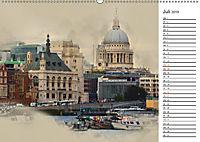 Traumhaftes London (Wandkalender 2019 DIN A2 quer) - Produktdetailbild 7