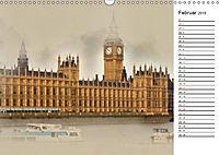Traumhaftes London (Wandkalender 2019 DIN A3 quer) - Produktdetailbild 2