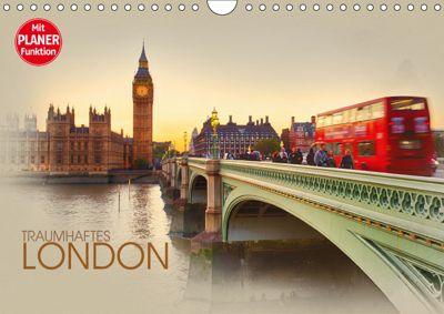 Traumhaftes London (Wandkalender 2019 DIN A4 quer), Dirk Meutzner