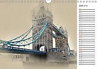Traumhaftes London (Wandkalender 2019 DIN A4 quer) - Produktdetailbild 6