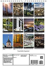Traumhaftes Siegerland 2019 (Wandkalender 2019 DIN A4 hoch) - Produktdetailbild 13