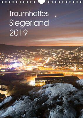 Traumhaftes Siegerland 2019 (Wandkalender 2019 DIN A4 hoch), Dag Ulrich Irle