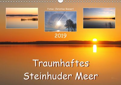 Traumhaftes Steinhuder Meer (Wandkalender 2019 DIN A3 quer), N N