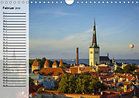 Traumhaftes Tallinn (Wandkalender 2019 DIN A4 quer) - Produktdetailbild 2