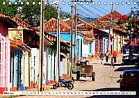 Traumhaftes Trinidad - Kubas koloniales Kleinod (Tischkalender 2019 DIN A5 quer) - Produktdetailbild 3