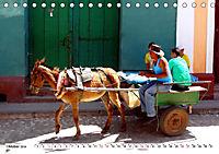 Traumhaftes Trinidad - Kubas koloniales Kleinod (Tischkalender 2019 DIN A5 quer) - Produktdetailbild 10