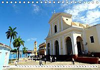 Traumhaftes Trinidad - Kubas koloniales Kleinod (Tischkalender 2019 DIN A5 quer) - Produktdetailbild 4