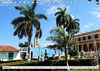 Traumhaftes Trinidad - Kubas koloniales Kleinod (Tischkalender 2019 DIN A5 quer) - Produktdetailbild 1