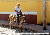 Traumhaftes Trinidad - Kubas koloniales Kleinod (Tischkalender 2019 DIN A5 quer) - Produktdetailbild 8