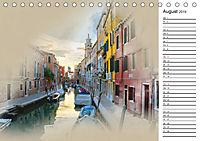Traumhaftes Venedig (Tischkalender 2019 DIN A5 quer) - Produktdetailbild 8