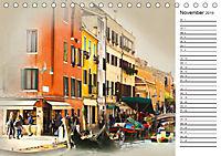 Traumhaftes Venedig (Tischkalender 2019 DIN A5 quer) - Produktdetailbild 11