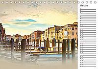 Traumhaftes Venedig (Tischkalender 2019 DIN A5 quer) - Produktdetailbild 5