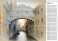 Traumhaftes Venedig (Tischkalender 2019 DIN A5 quer) - Produktdetailbild 3