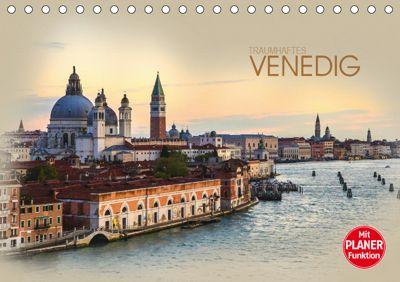 Traumhaftes Venedig (Tischkalender 2019 DIN A5 quer), Dirk Meutzner