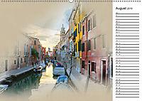 Traumhaftes Venedig (Wandkalender 2019 DIN A2 quer) - Produktdetailbild 8