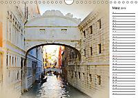 Traumhaftes Venedig (Wandkalender 2019 DIN A4 quer) - Produktdetailbild 3