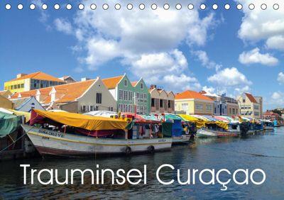 Trauminsel Curaçao (Tischkalender 2019 DIN A5 quer), Christine Görig