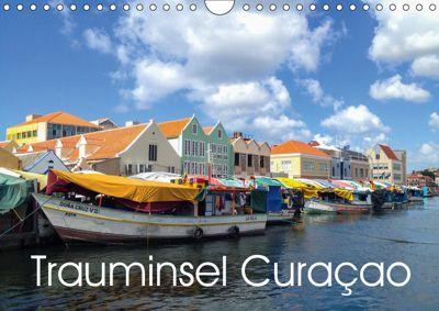 Trauminsel Curaçao (Wandkalender 2019 DIN A4 quer), Christine Görig