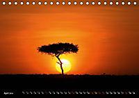 Traumlandschaften Kenia (Tischkalender 2019 DIN A5 quer) - Produktdetailbild 4