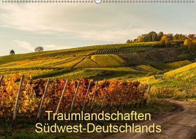 Traumlandschaften Südwest-Deutschlands (Wandkalender 2019 DIN A2 quer), Erhard Hess