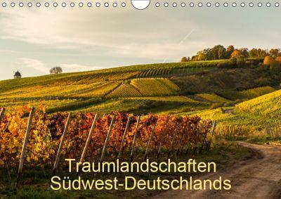 Traumlandschaften Südwest-Deutschlands (Wandkalender 2019 DIN A4 quer), Erhard Hess