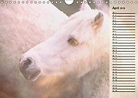Traumpferde. Lichtvolle Märchenbilder (Wandkalender 2019 DIN A4 quer) - Produktdetailbild 4