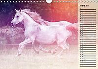 Traumpferde. Lichtvolle Märchenbilder (Wandkalender 2019 DIN A4 quer) - Produktdetailbild 3