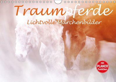 Traumpferde. Lichtvolle Märchenbilder (Wandkalender 2019 DIN A4 quer), Liselotte Brunner-Klaus
