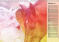 Traumpferde. Lichtvolle Märchenbilder (Wandkalender 2019 DIN A4 quer) - Produktdetailbild 2