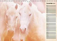 Traumpferde. Lichtvolle Märchenbilder (Wandkalender 2019 DIN A4 quer) - Produktdetailbild 11