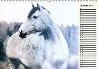 Traumpferde. Lichtvolle Märchenbilder (Wandkalender 2019 DIN A2 quer) - Produktdetailbild 10